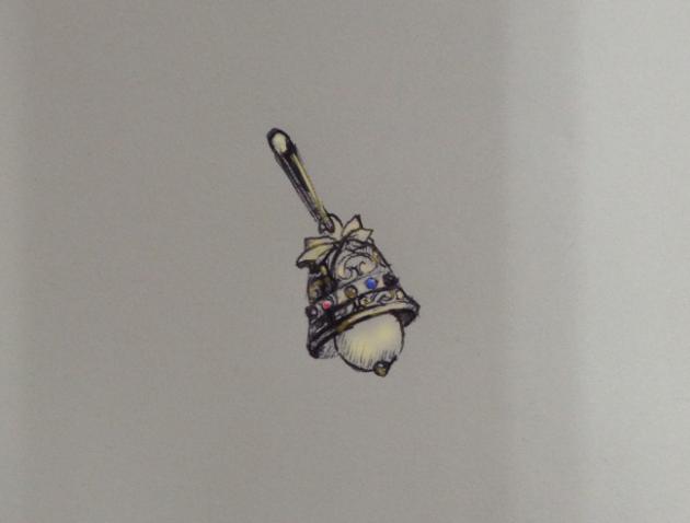 モチーフは幸せの鐘