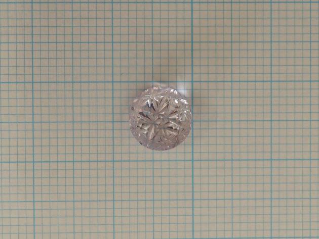 直径8ミリ(1目盛1ミリです)